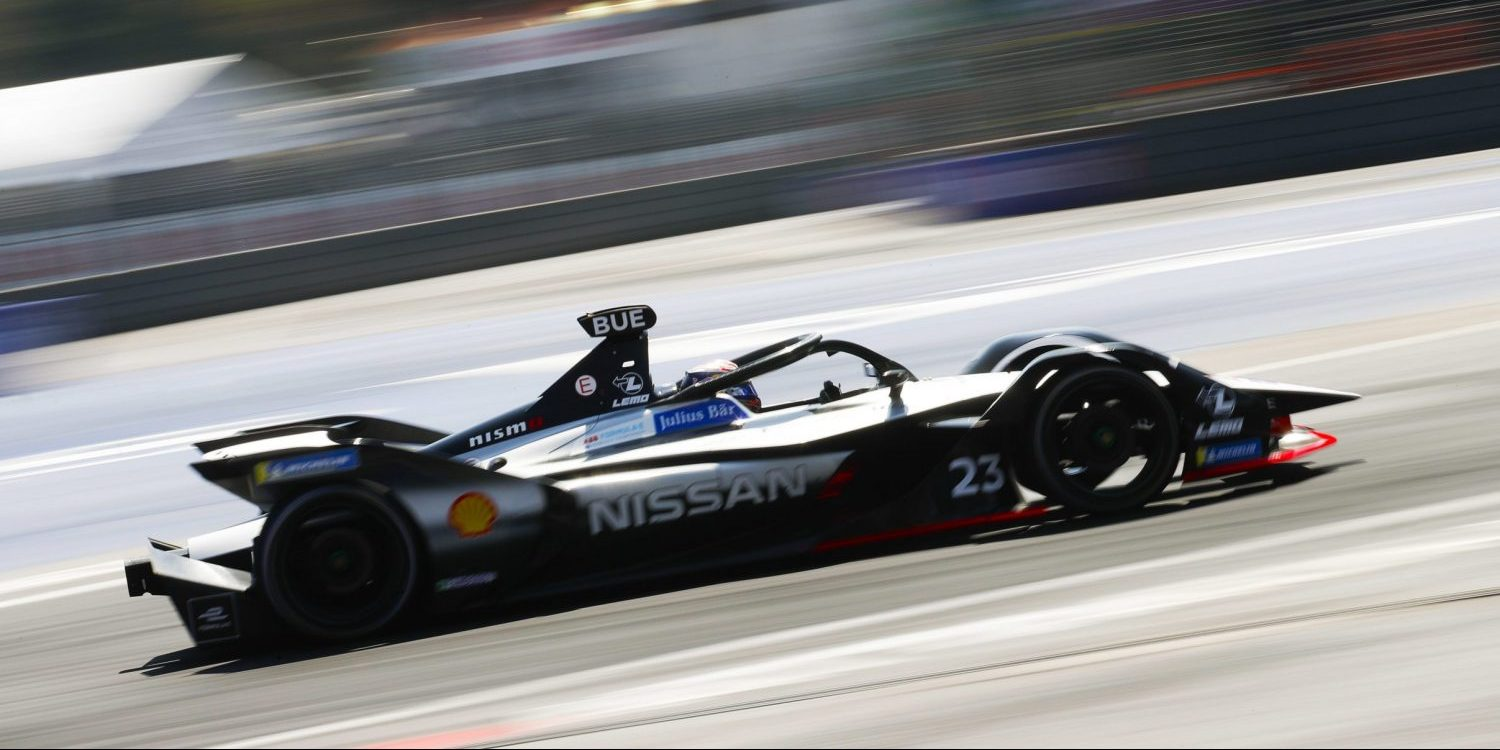 Formula E Races In Hong Kong This Sunday Will Hold Indoor Race Next Year