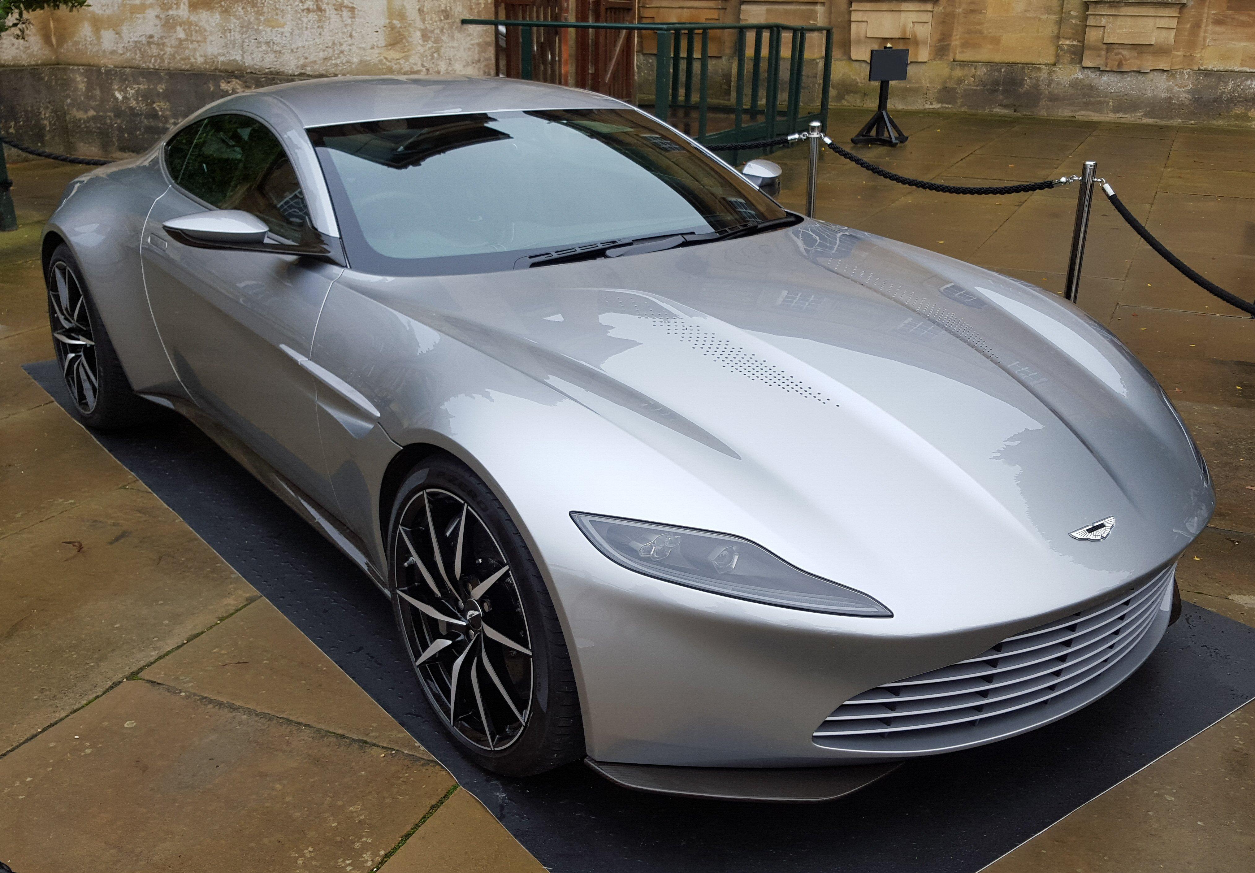 James Bond S Next Car Will Be The All Electric Aston Martin Rapide E Electrek