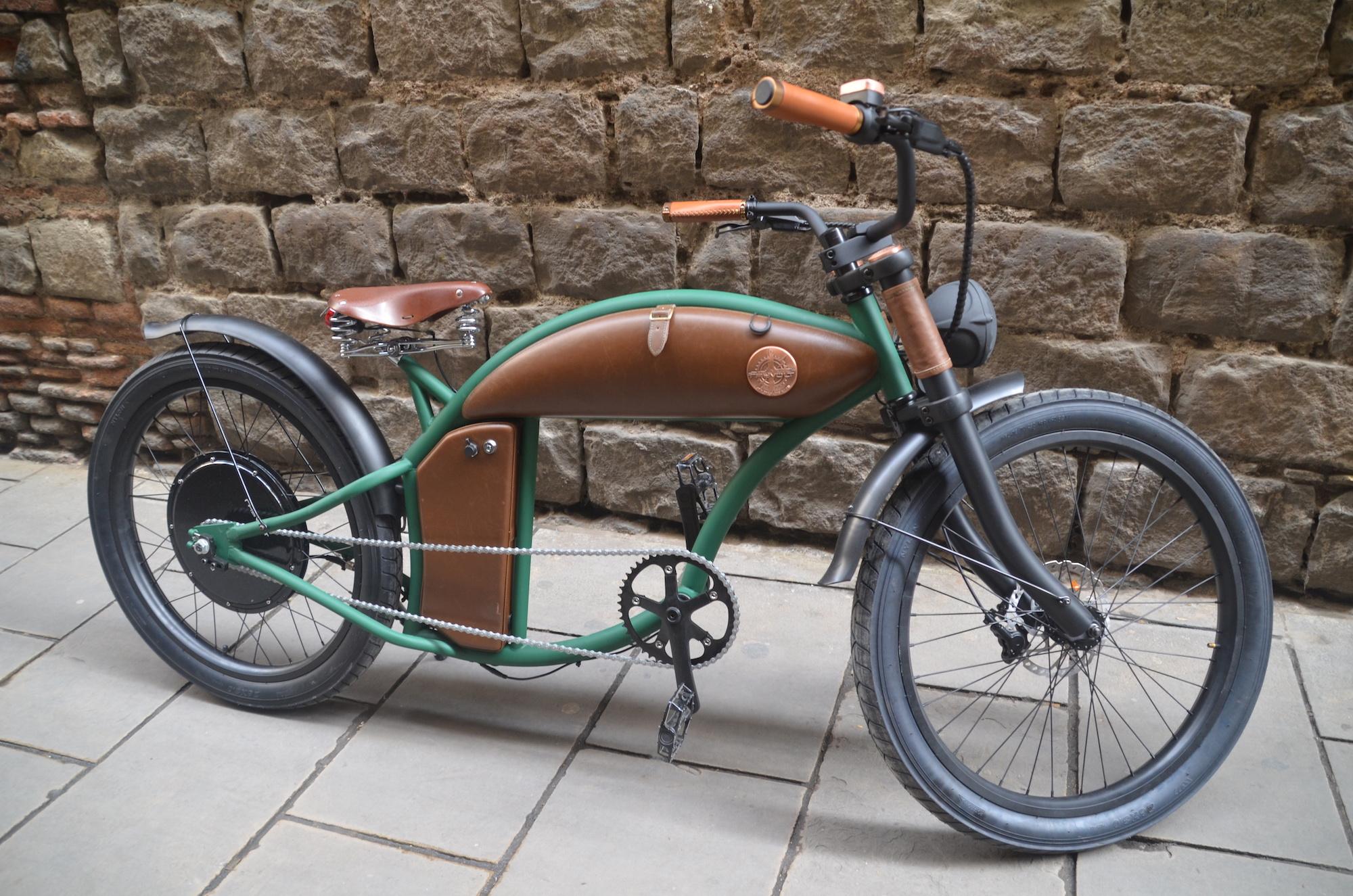 rayvolt cruzer e-bike