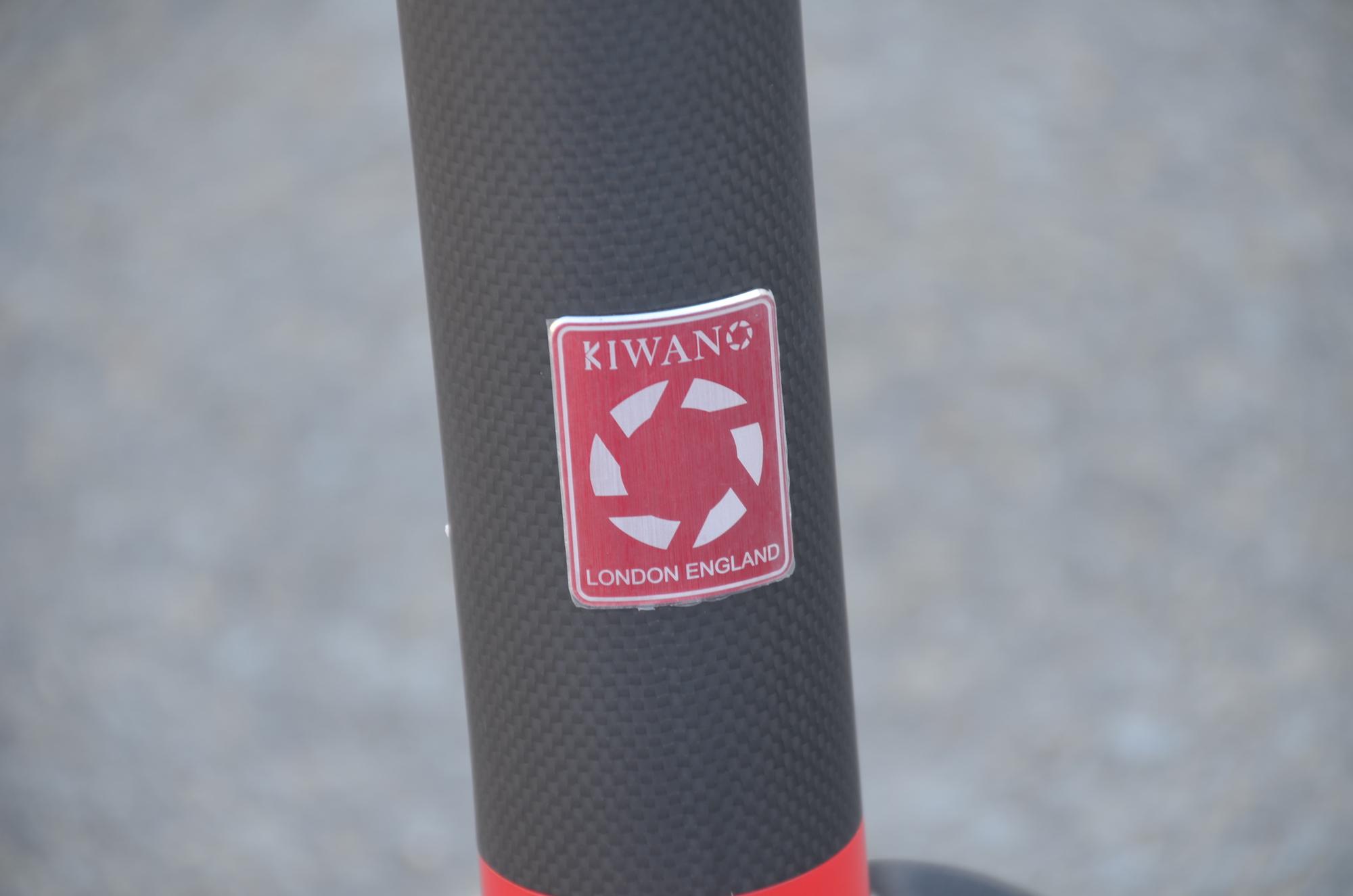 Kiwano KO1+ self balancing one wheel carbon fiber electric