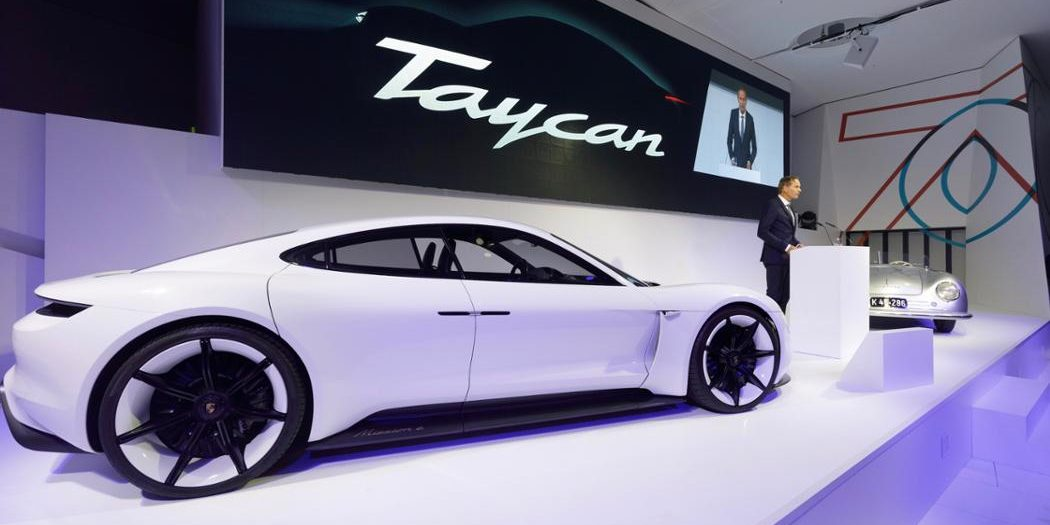 Porsche Taycan world premiere set for September 4 (6 a.m. PDT, 9 a.m. EDT, 3 p.m. CEST)