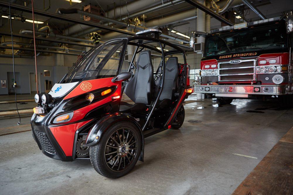 Des tricycles électriques pour remplacer les motos de livraison et les ambulances ! Par Robin Ecoeur  Rapid-Responder-5