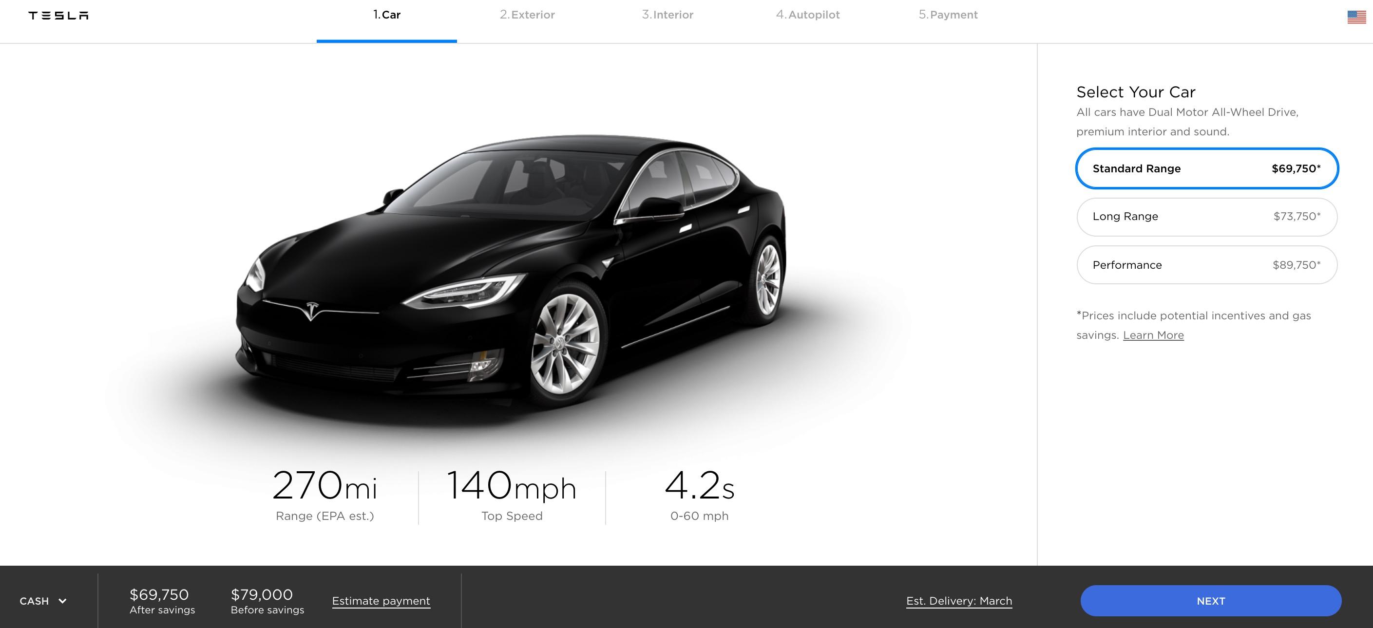 Tesla releases new Model S battery pack, makes massive ...