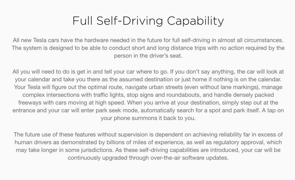 New FSD details | Page 13 | Tesla Motors Club