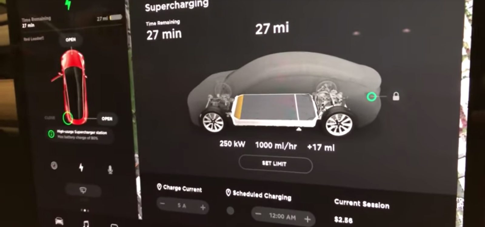 85adccfe5b55 Tesla launched V3 Supercharging for Model 3 yesterday and it s not just an  announcement. The first station is available to some Tesla owners in an  early ...
