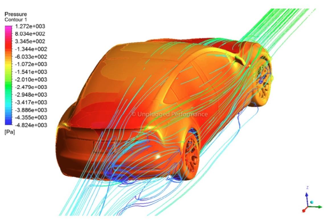 Tesla tuner develops Model 3 mods to improve drag