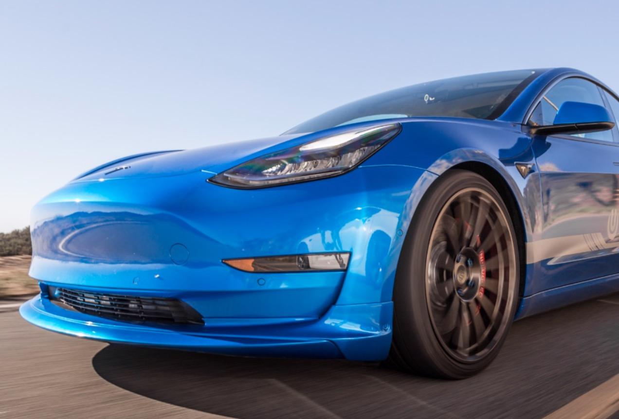 Tesla tuner develops Model 3 mods to improve drag, efficiency, and