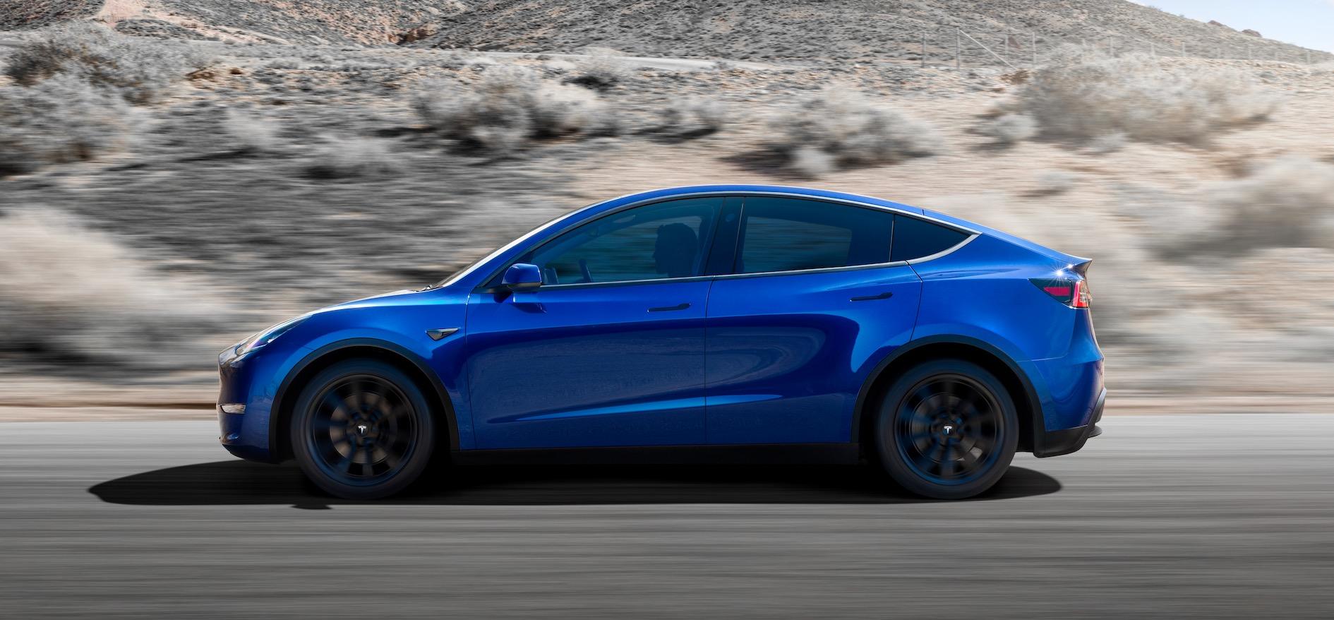 Tesla Y Picture: Tesla Model Y