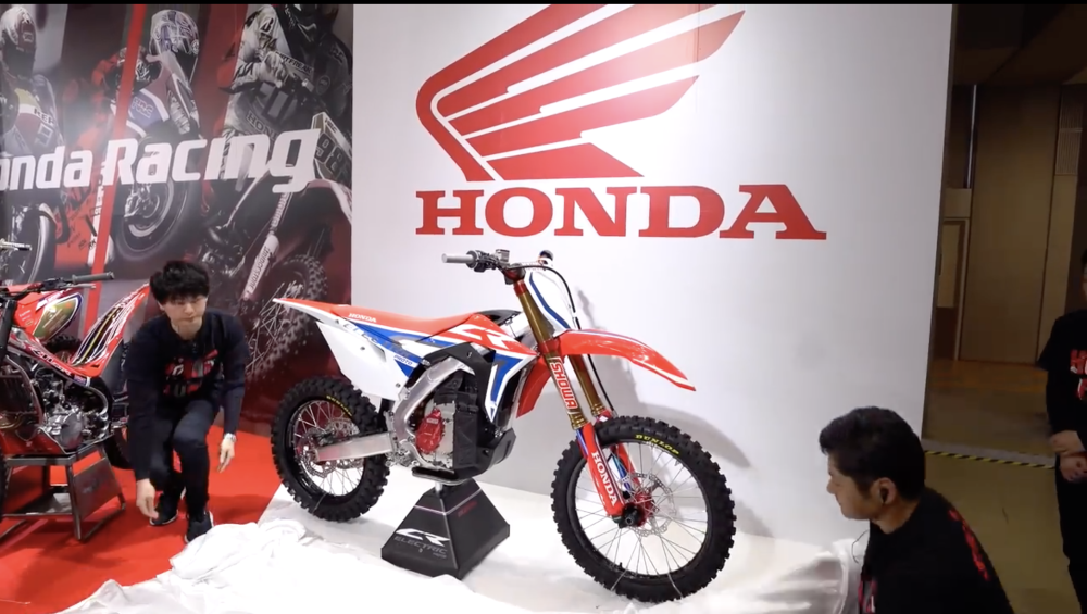 honda electric dirt bike