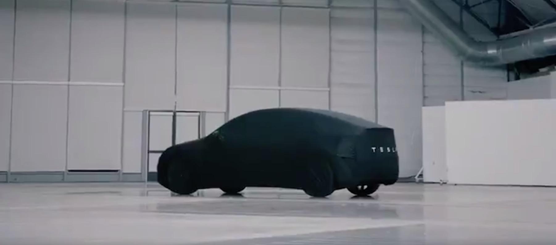 Tesla Model Y Facebook: Tesla Model Y