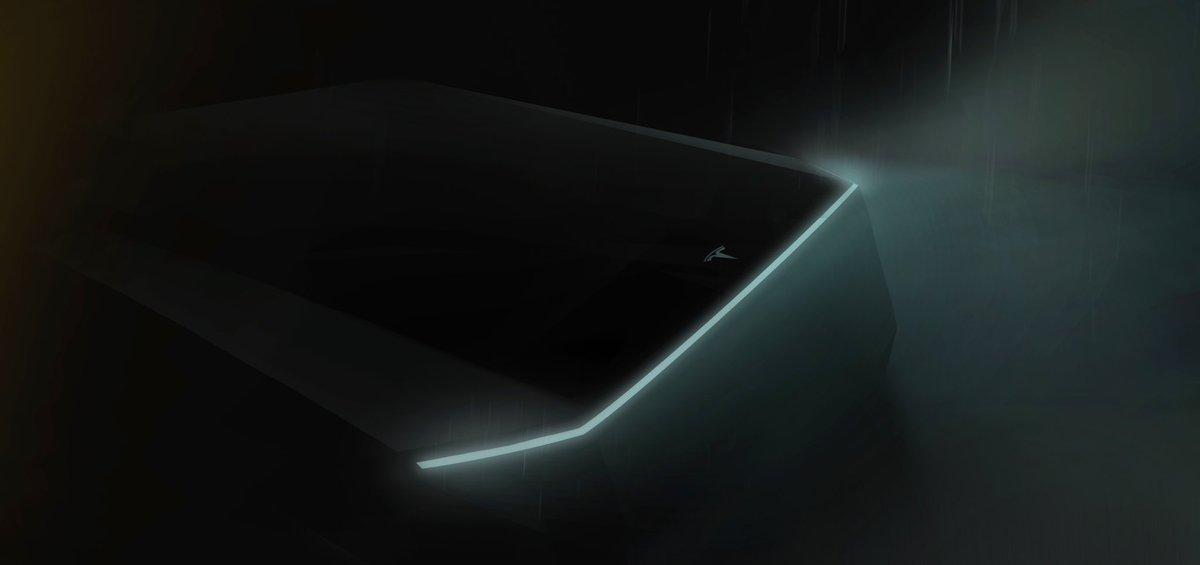 Tesla Pickup truck: decoding Elon Musk's teaser