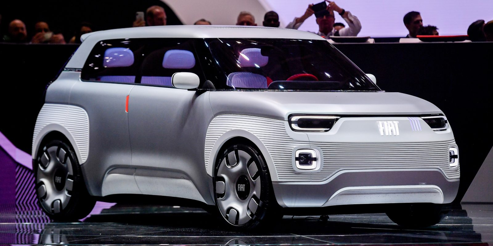 Fiat S Centoventi Is A Highly Customizable Concept Ev With Up To 311 Miles Of Range