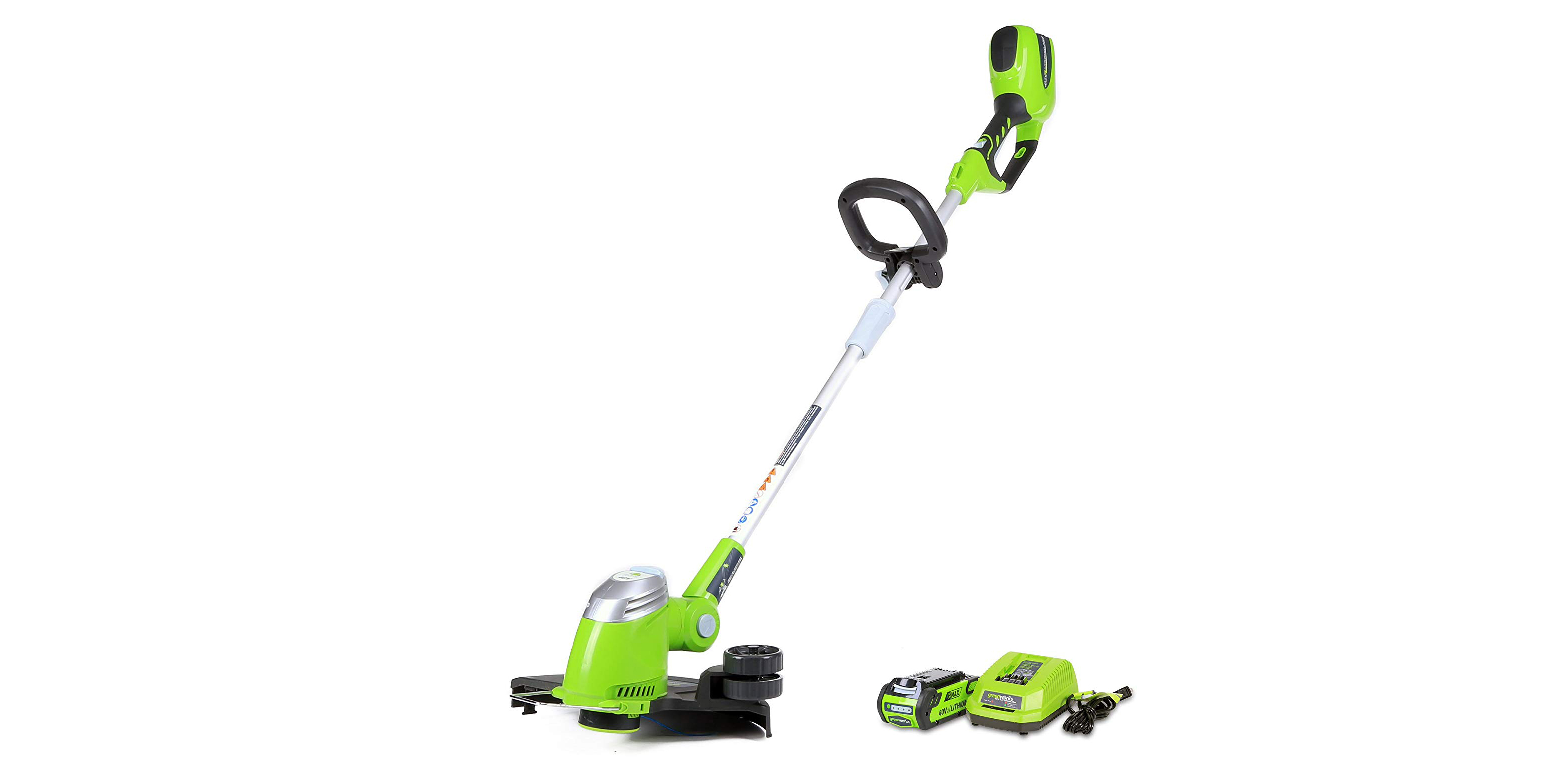 Green Deals: Greenworks 13-inch 40V Cordless String Trimmer $99, more