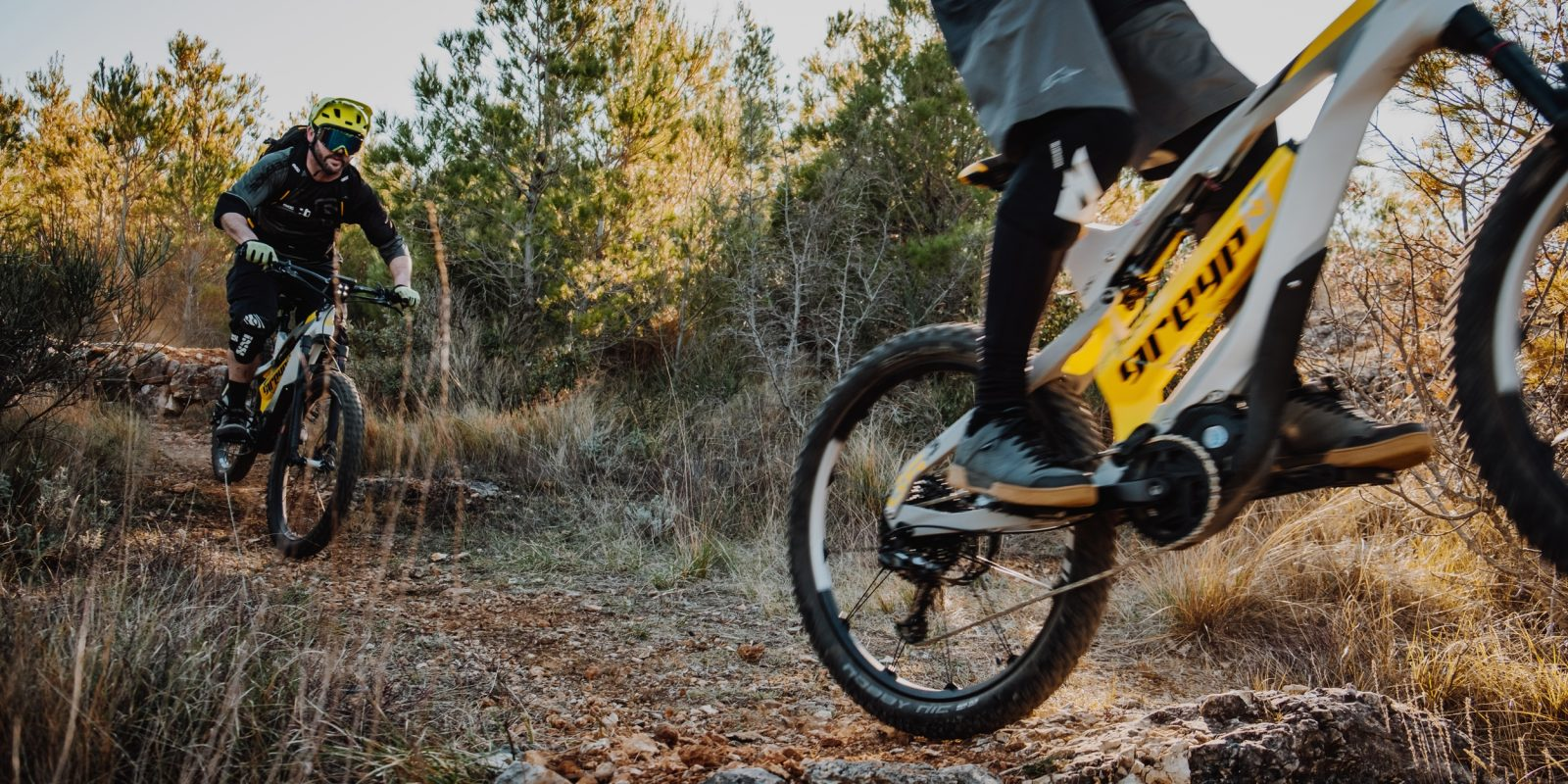 c596415e608 The new Greyp G6 electric mountain bike was unveiled minutes ago in Zagreb,  Croatia.