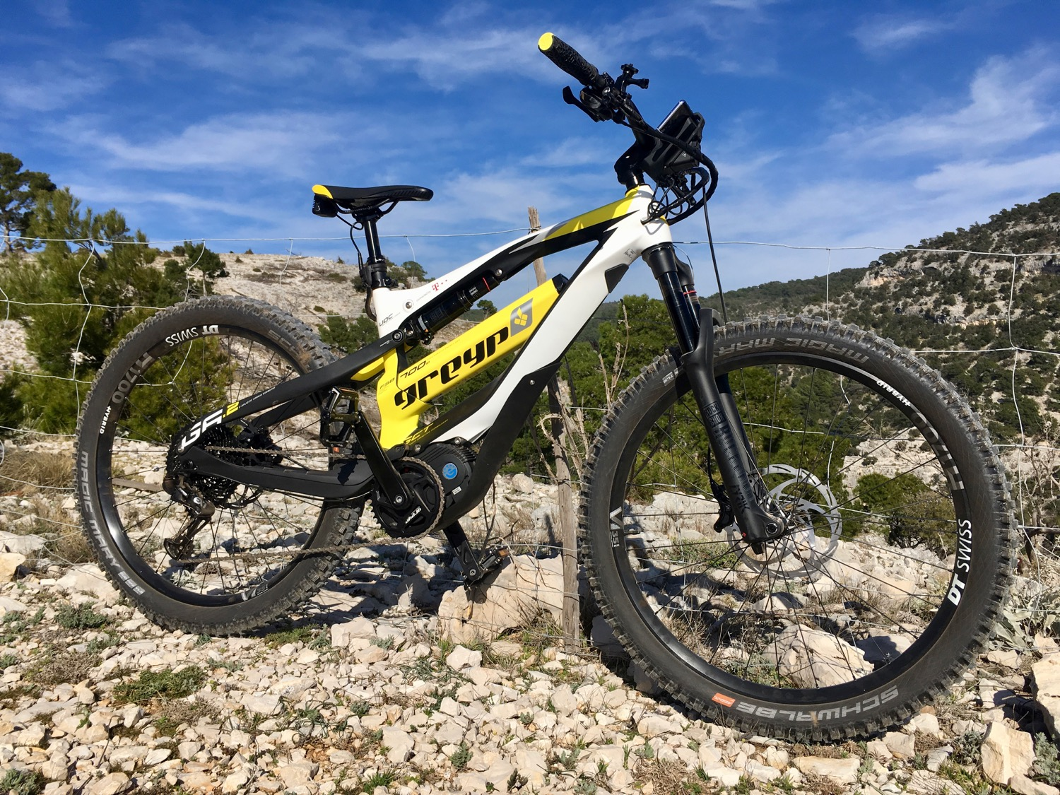 Greyp G6 first ride – an incredible e-bike with tons (and perhaps too much) tech
