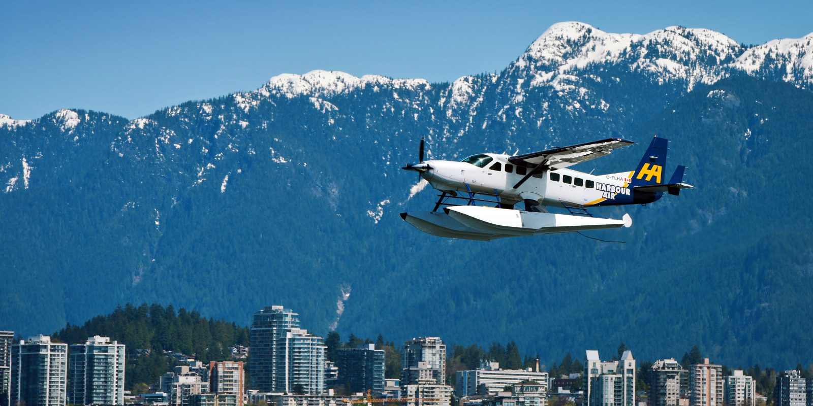 Bmw North Vancouver >> Harbour Air to convert all its seaplanes to electric for first all-electric airline - Electrek
