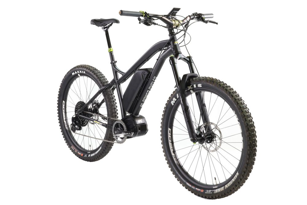 Believe it or not, this US-built fast e-bike hits 45 mph and