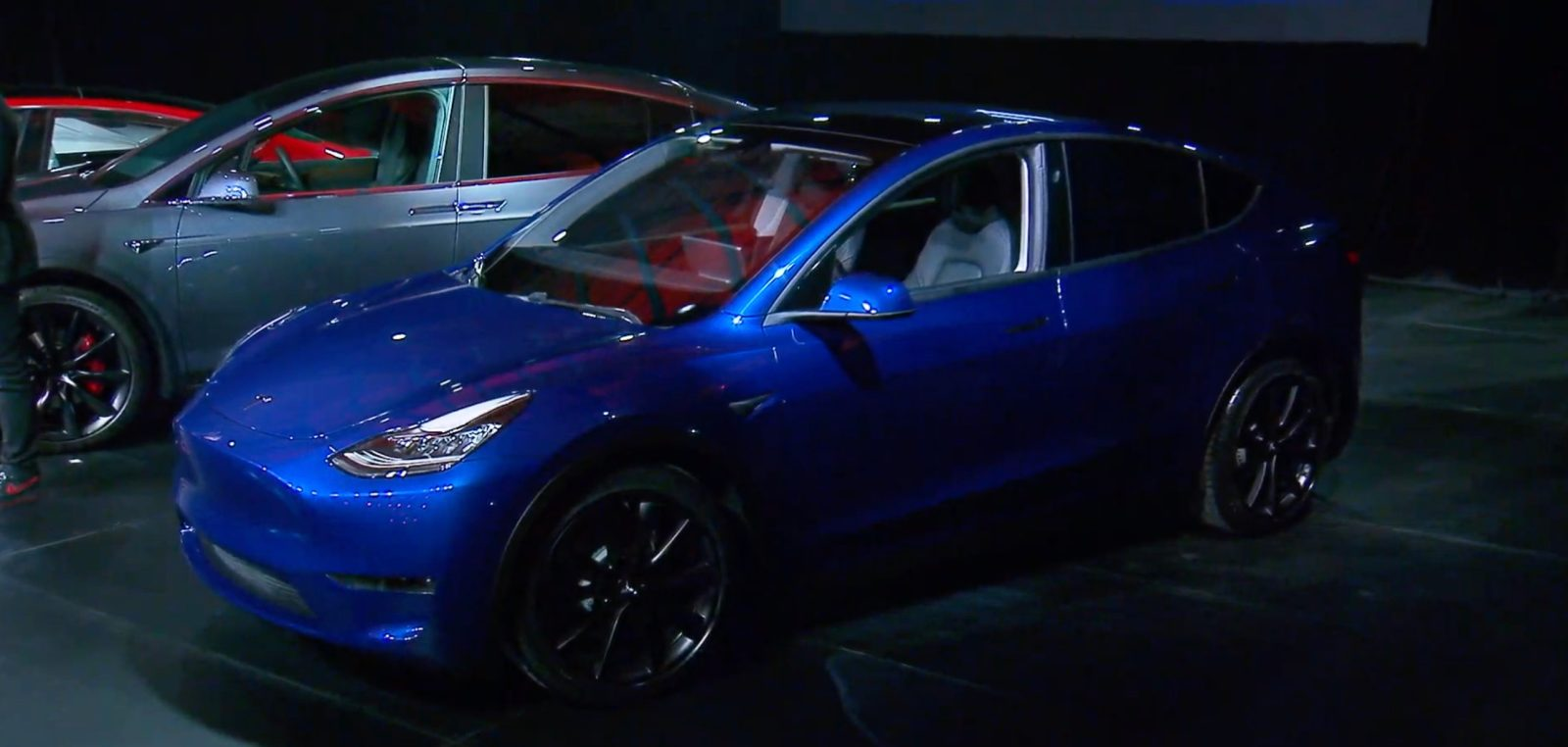 photo of Tesla unveils Model Y electric SUV with 300 miles range and 7-seats image
