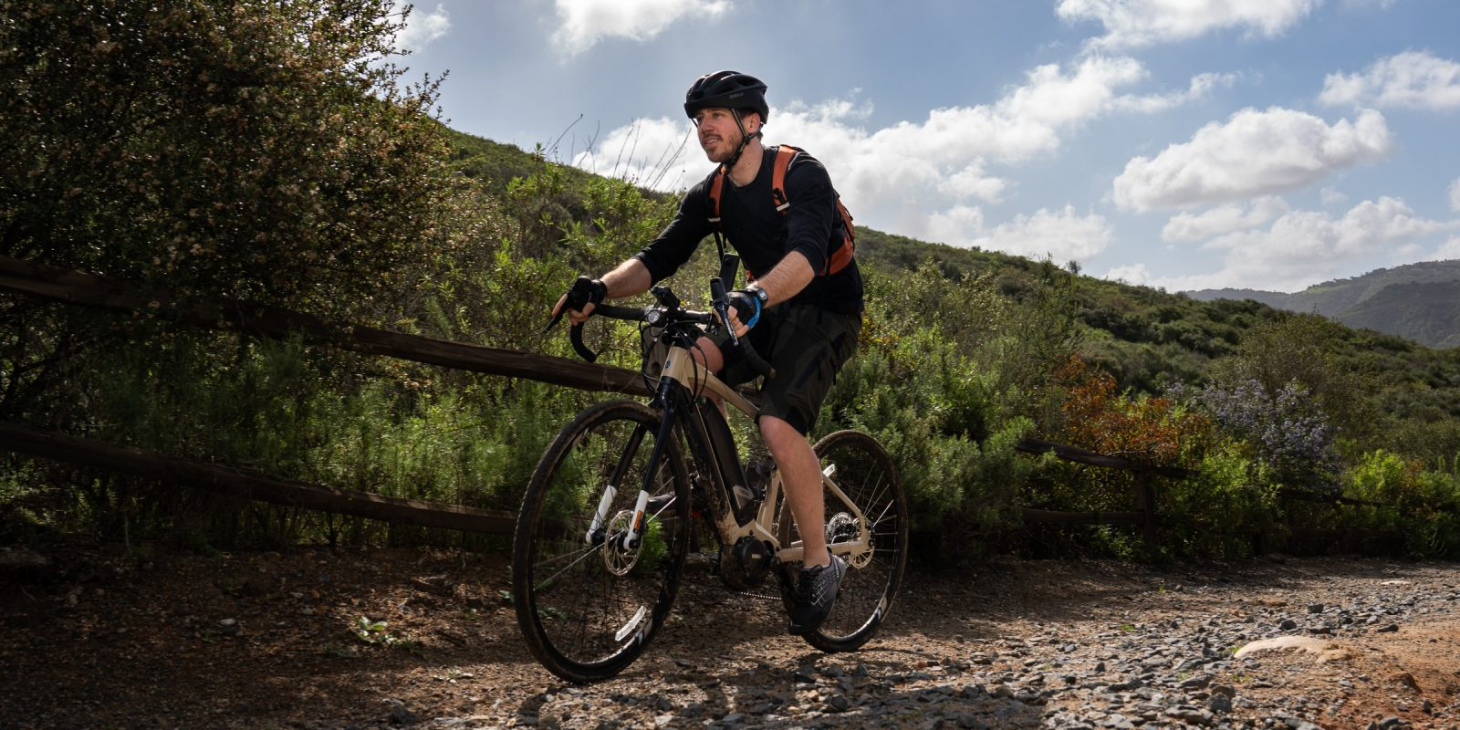 First Ride: Yamaha Wabash electric gravel bike could be the
