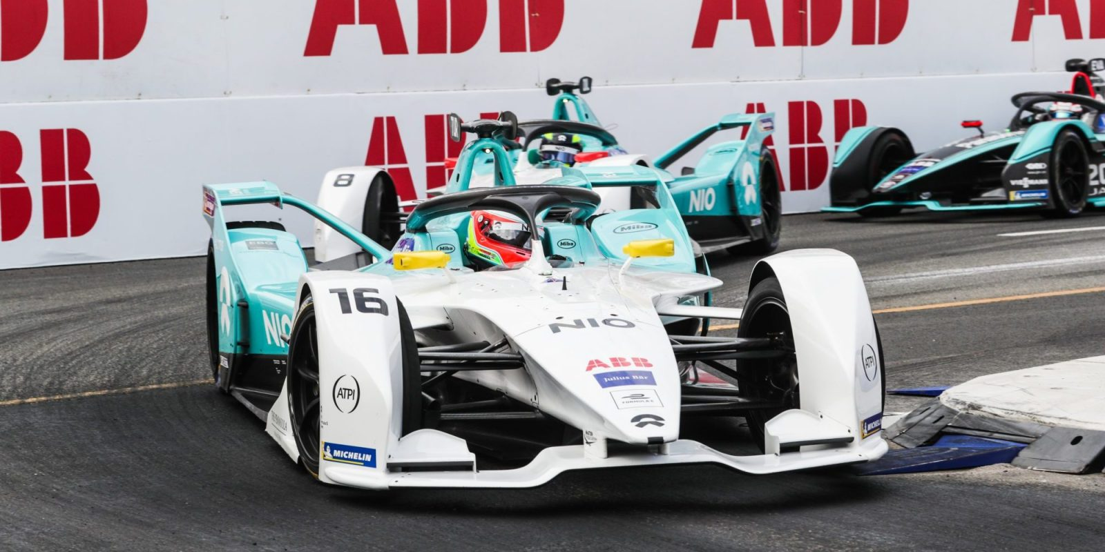 Formula E Races In Rome This Saay