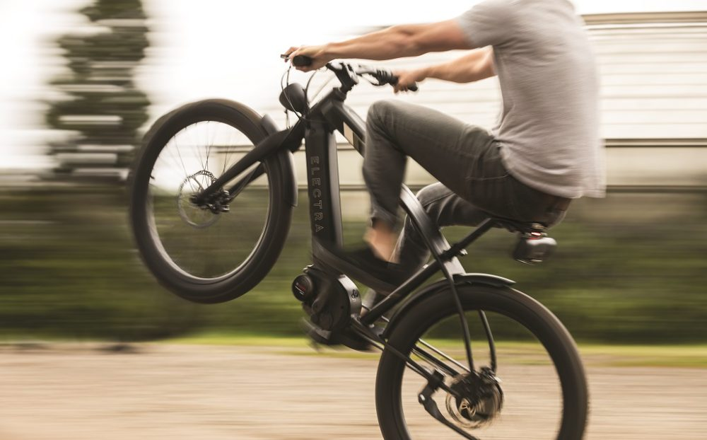 New belt-drive 28 mph electric bicycle from Electra offers