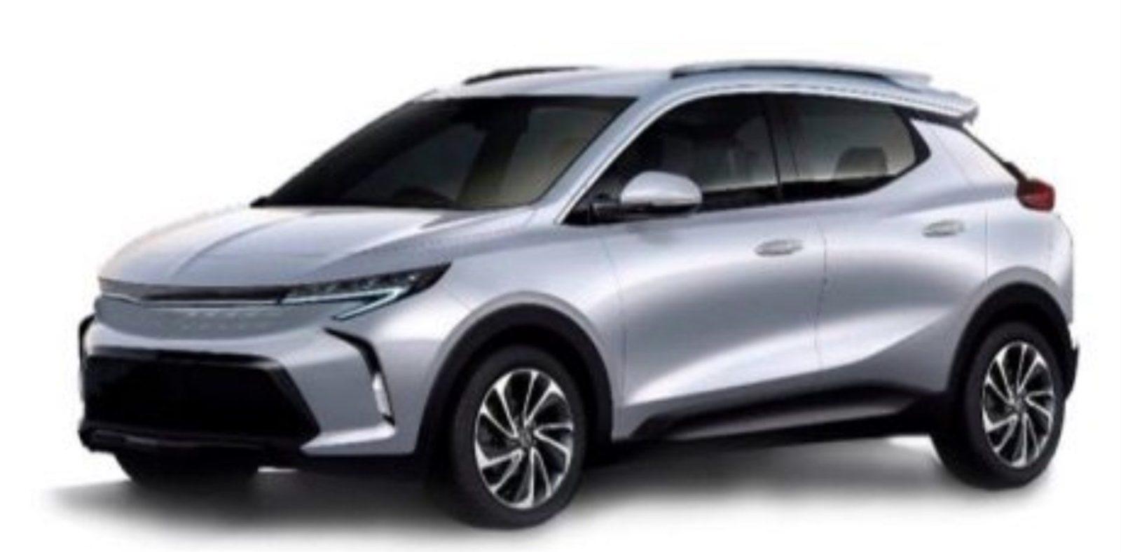 Gm Files Bolt Euv Trademark Hinting At New Electric Car