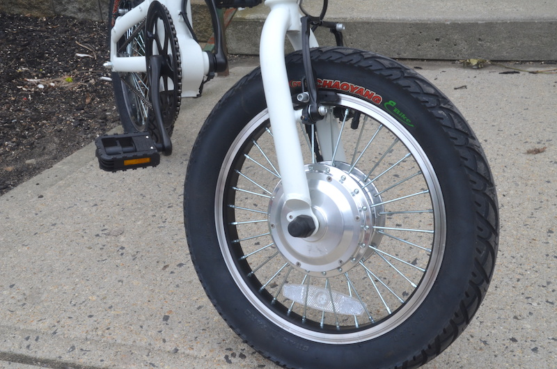 Gotrax shift s1 folding electric bicycle