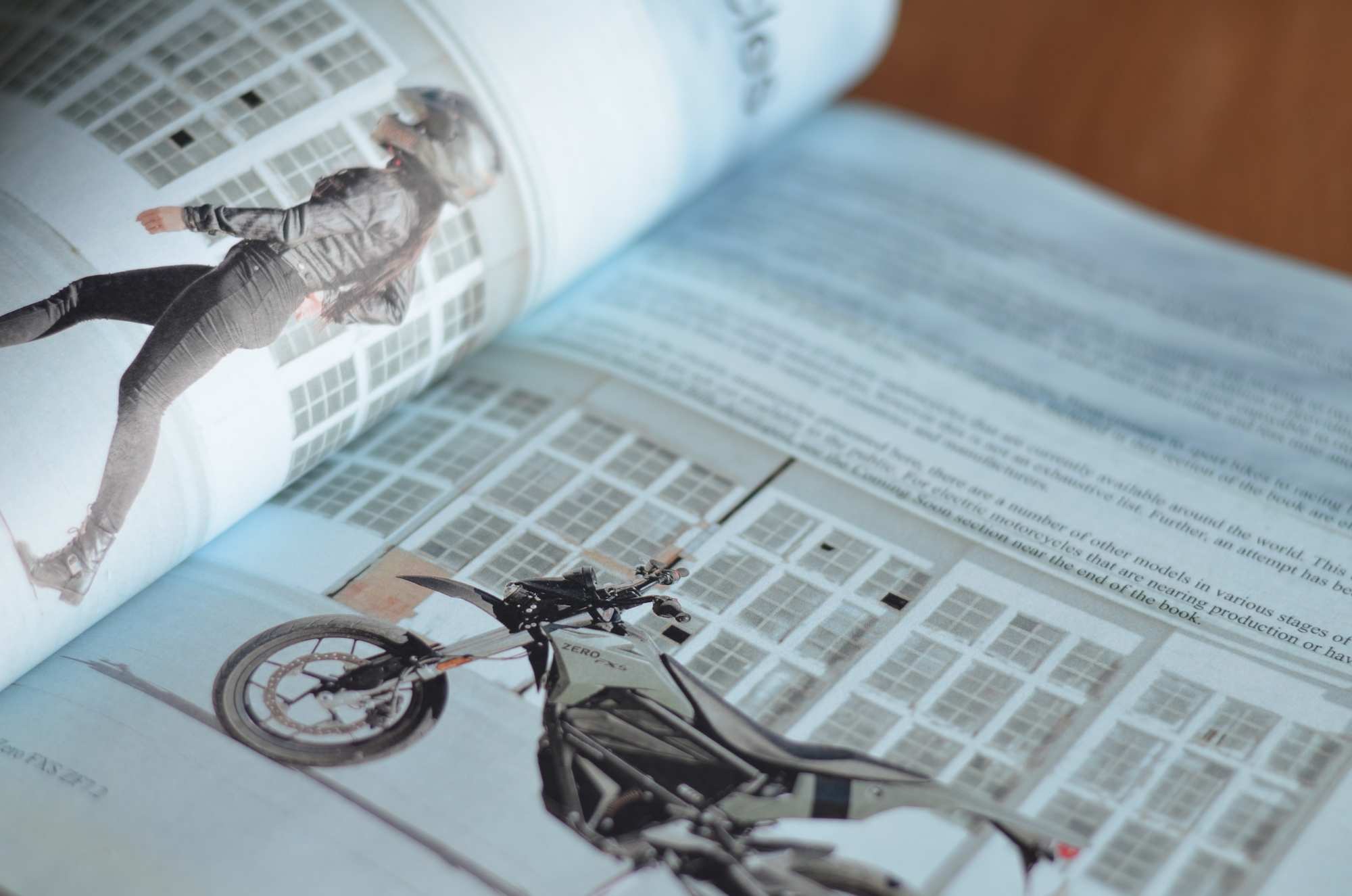 Electric Motorcycles 2019 Book