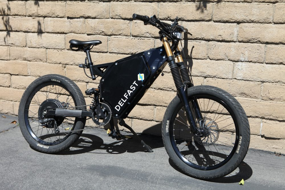 delfast partner electric bicycle