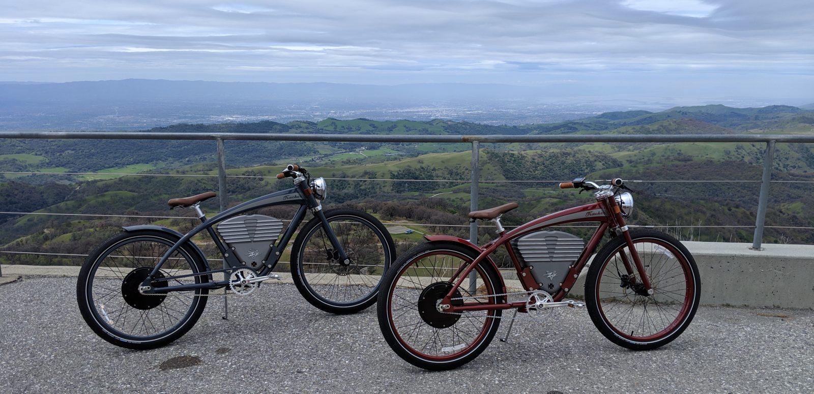 Vintage Electric Bikes….