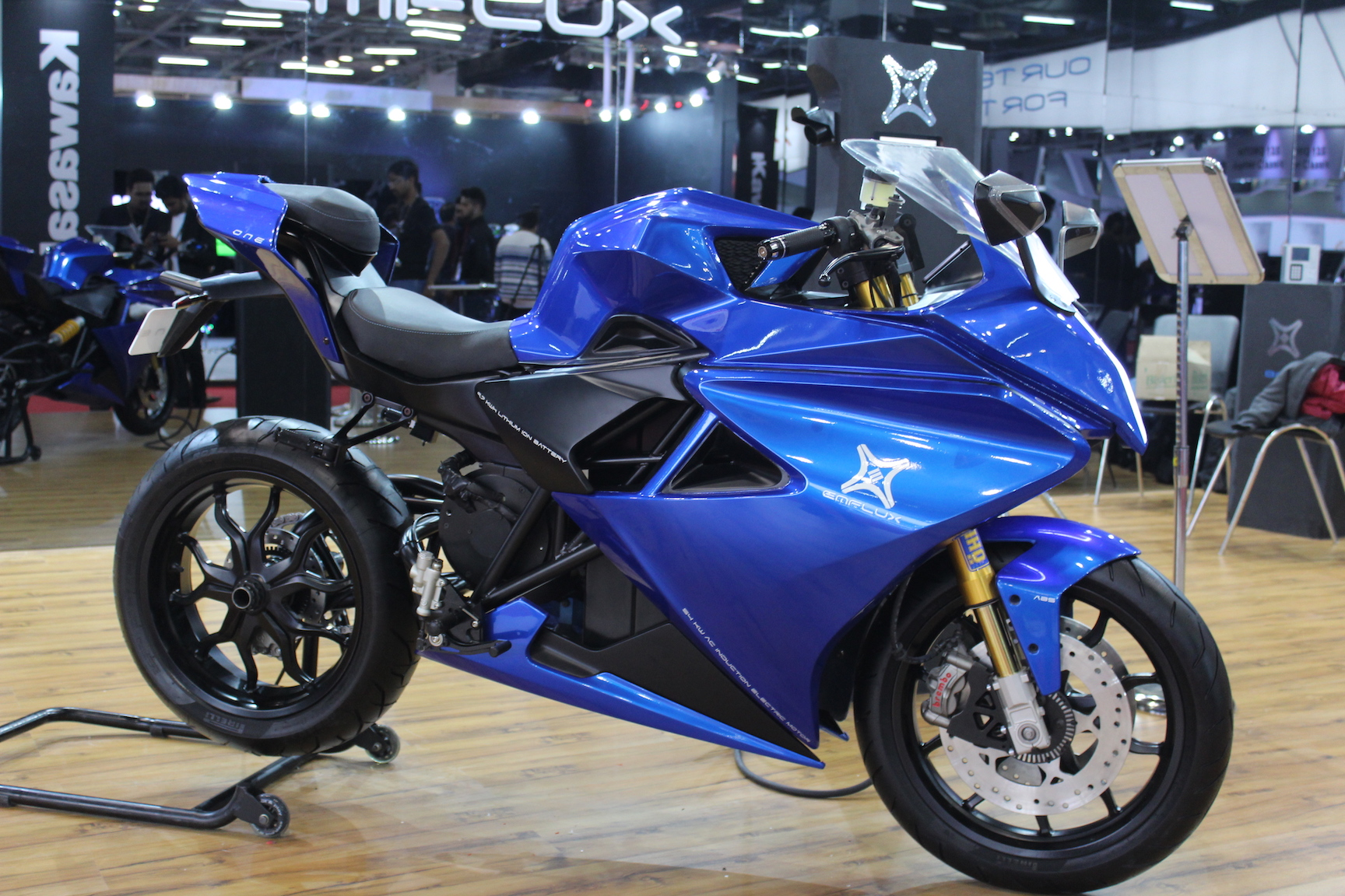 Emflux One electric motorcycle could be the next affordable electric sportbike at $9,000