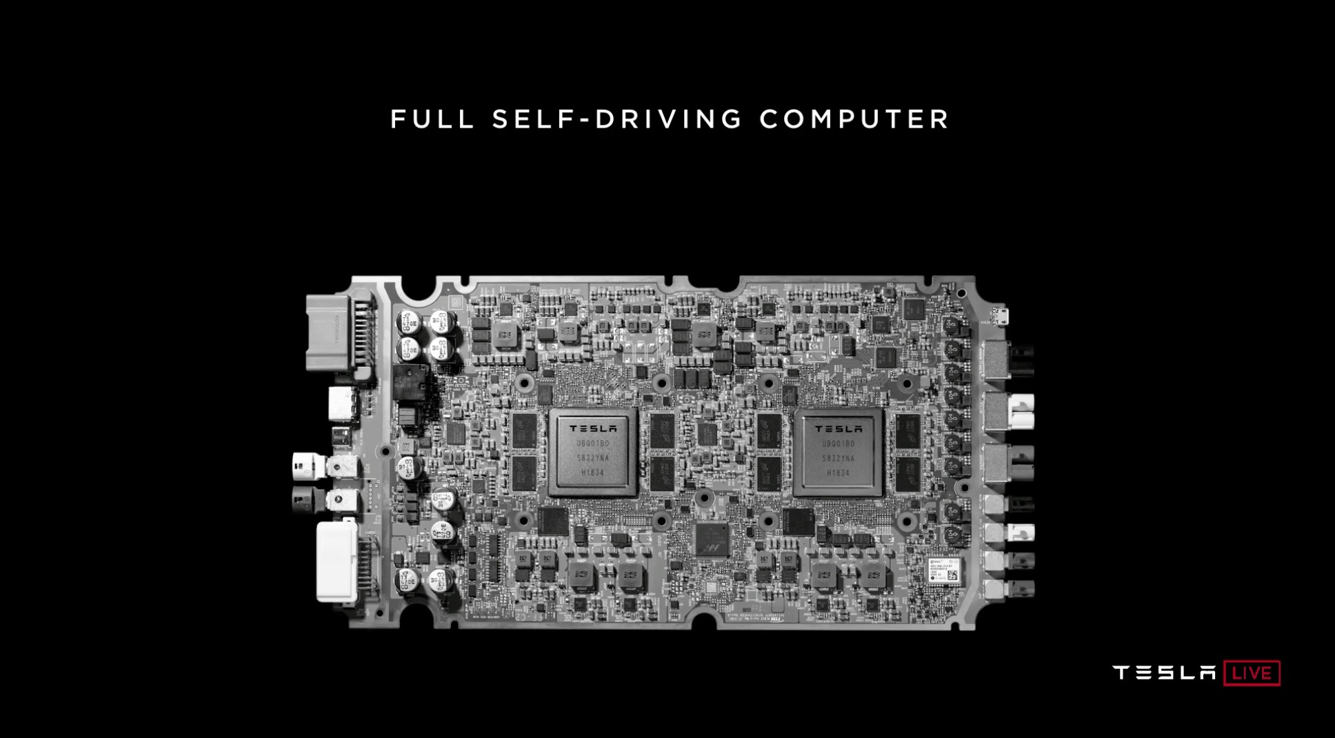 Tesla unveils its new Full Self-Driving computer in detail: 'objectively  the best chip in the world' - Electrek