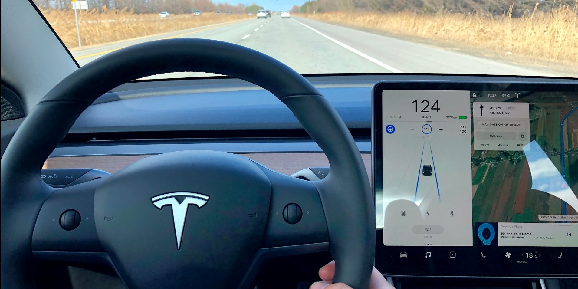 Tesla Releases New Autopilot Safety Report More Crashes