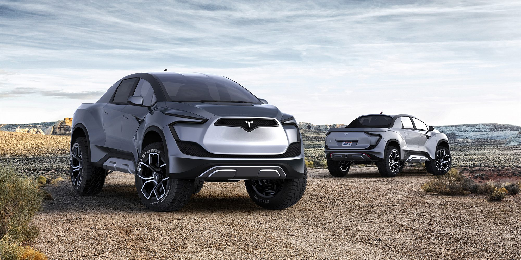 Tesla Pickup Truck To Cost Less Than 50 000 Be Better Than F150