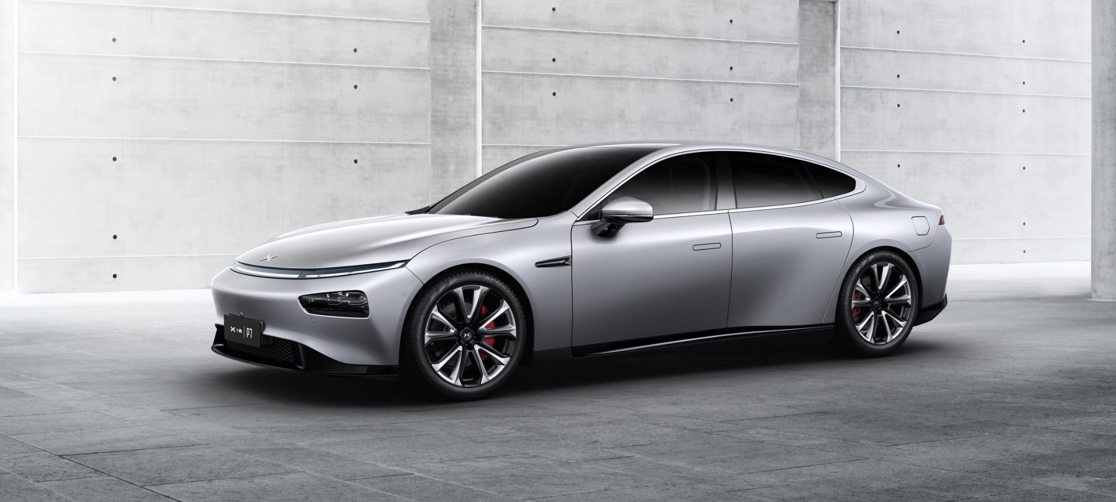 'Tesla-clone' Xpeng unveils new electric sedan with over 300 miles of range