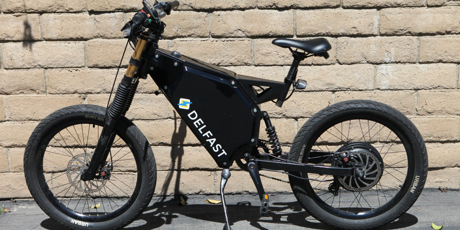 Delfast Maker Of 380 Km Range Electric Bicycle Has A New