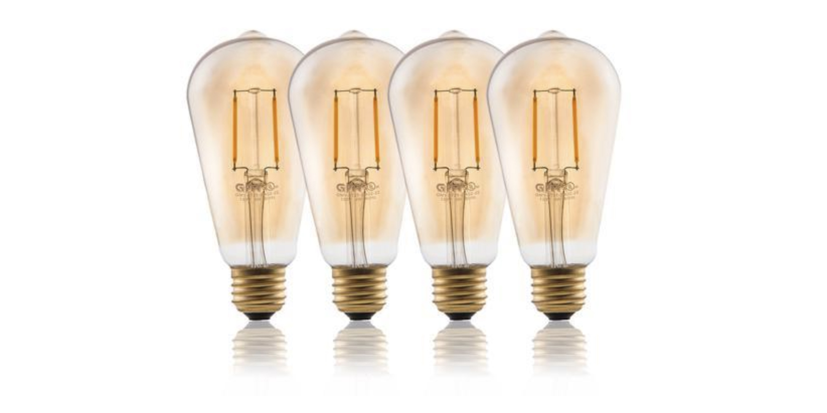 Grab a 5-pack of vintage Edison LED light bulbs for $6, plus Ryobi's electric cordless blower, more on sale