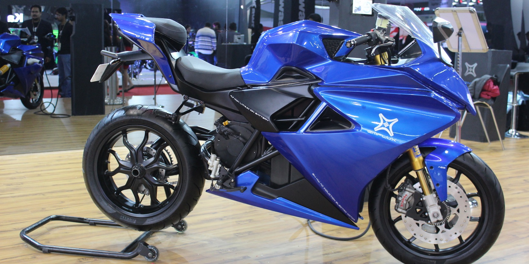 Uber Vehicle List >> Emflux One electric motorcycle could be the next ...
