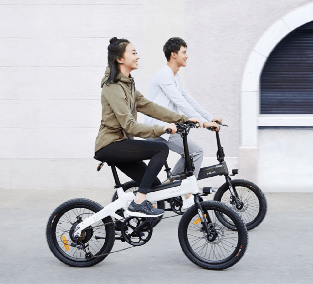 xiaomi himo c20 electric bicycle
