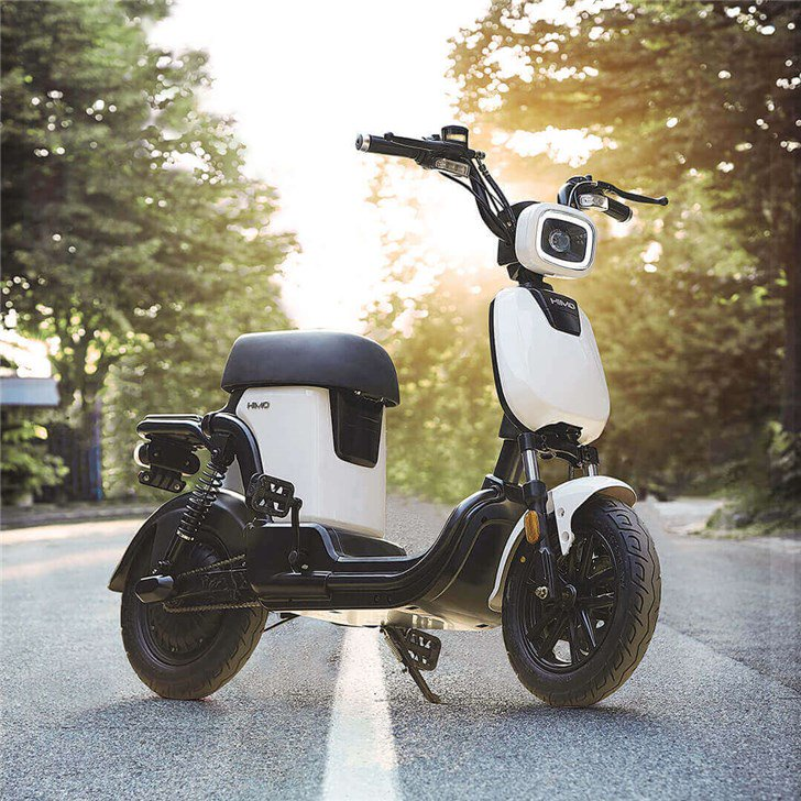 Xiaomi follows up $375 e-bike with $450 electric moped touting 120 km range