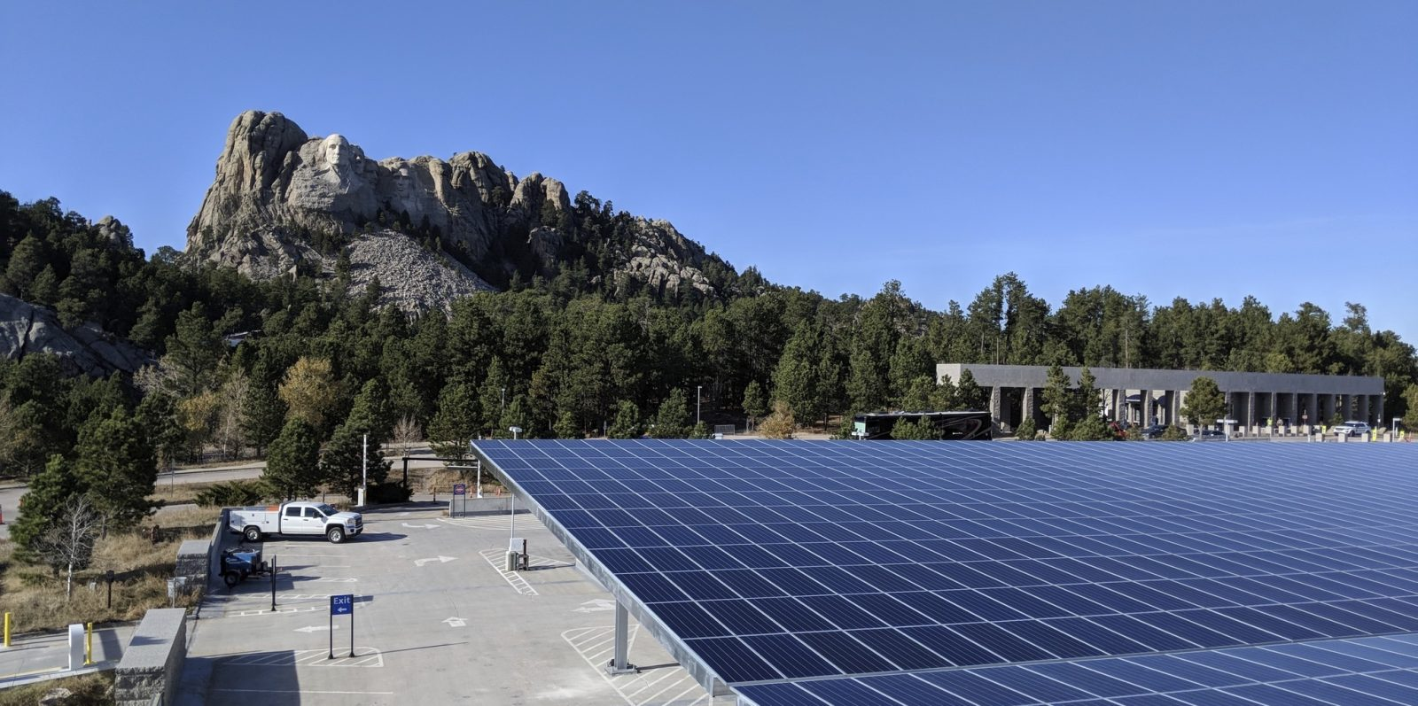 Egeb Solar Projects At Disney World And Mount Rushmore