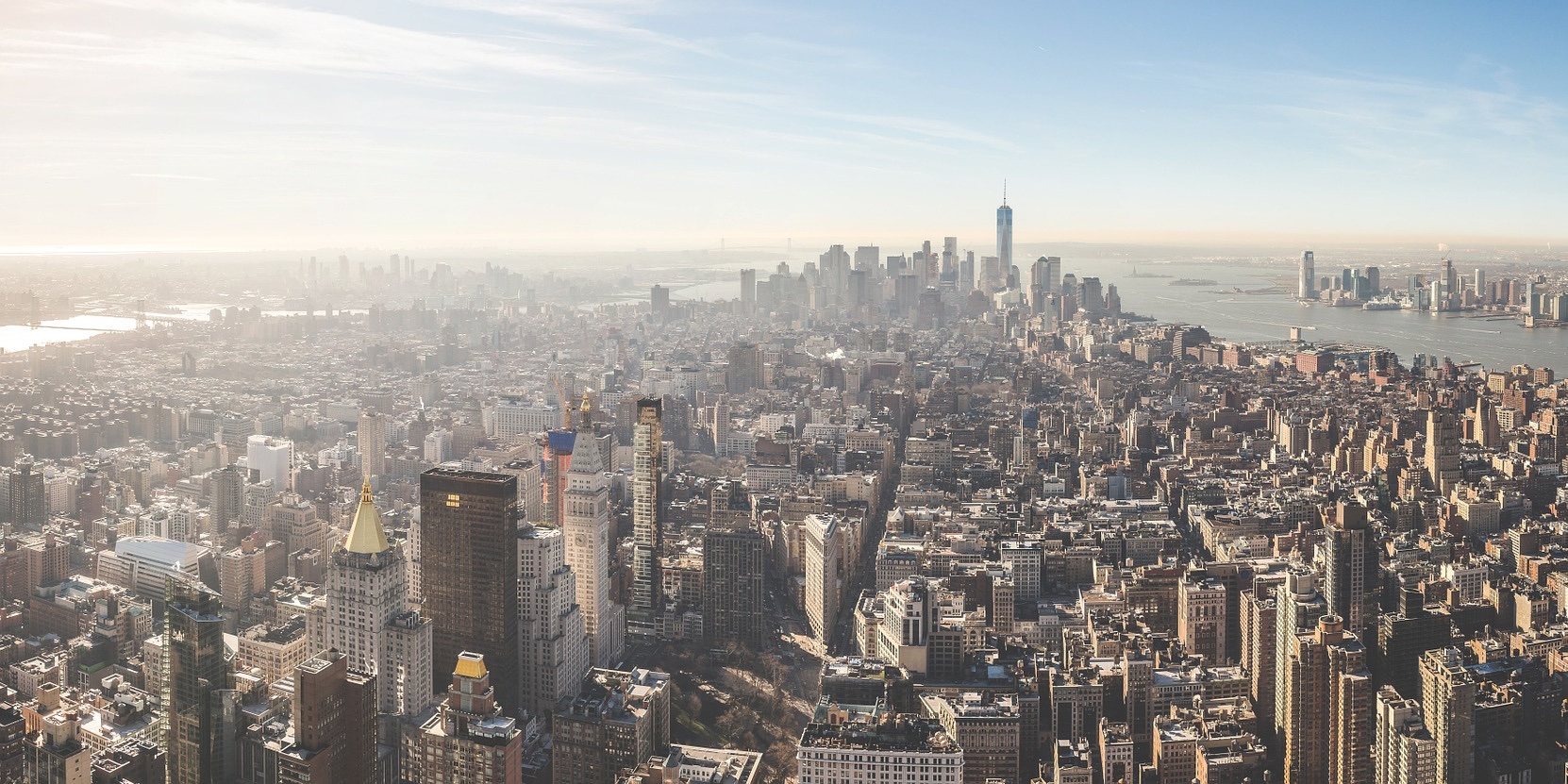 New York City bill requiring buildings to cut greenhouse gas emissions is world's first