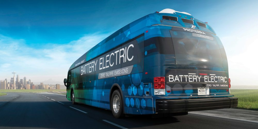 Proterra catalyst battery