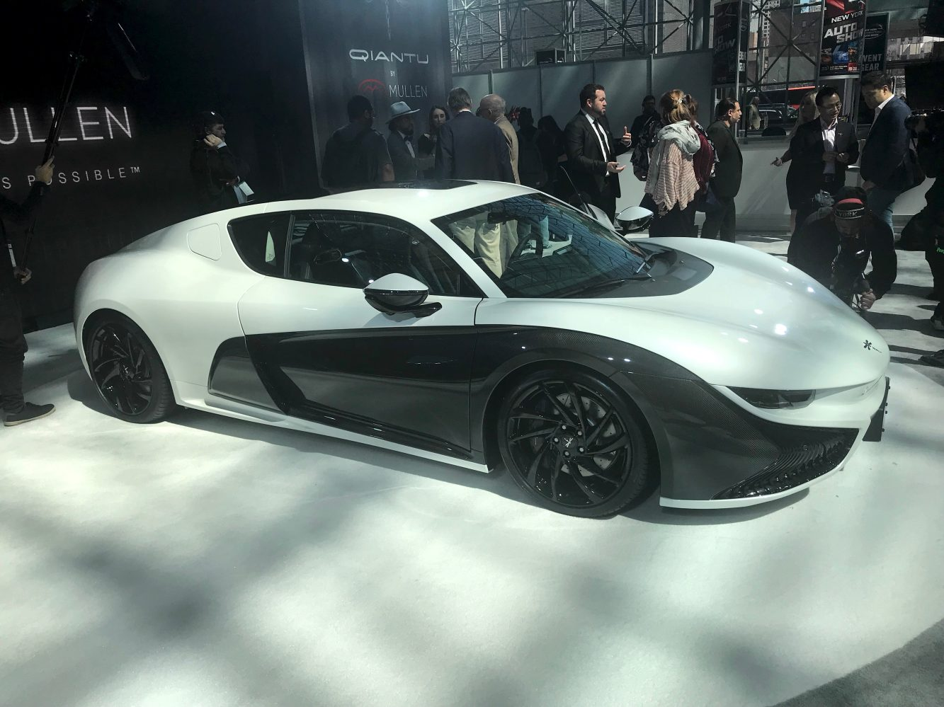 Mullen Announces Plans To Build Qiantu K50 Electric Sports Car In Washington State