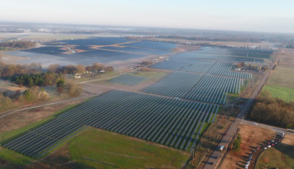 Tennessee solar