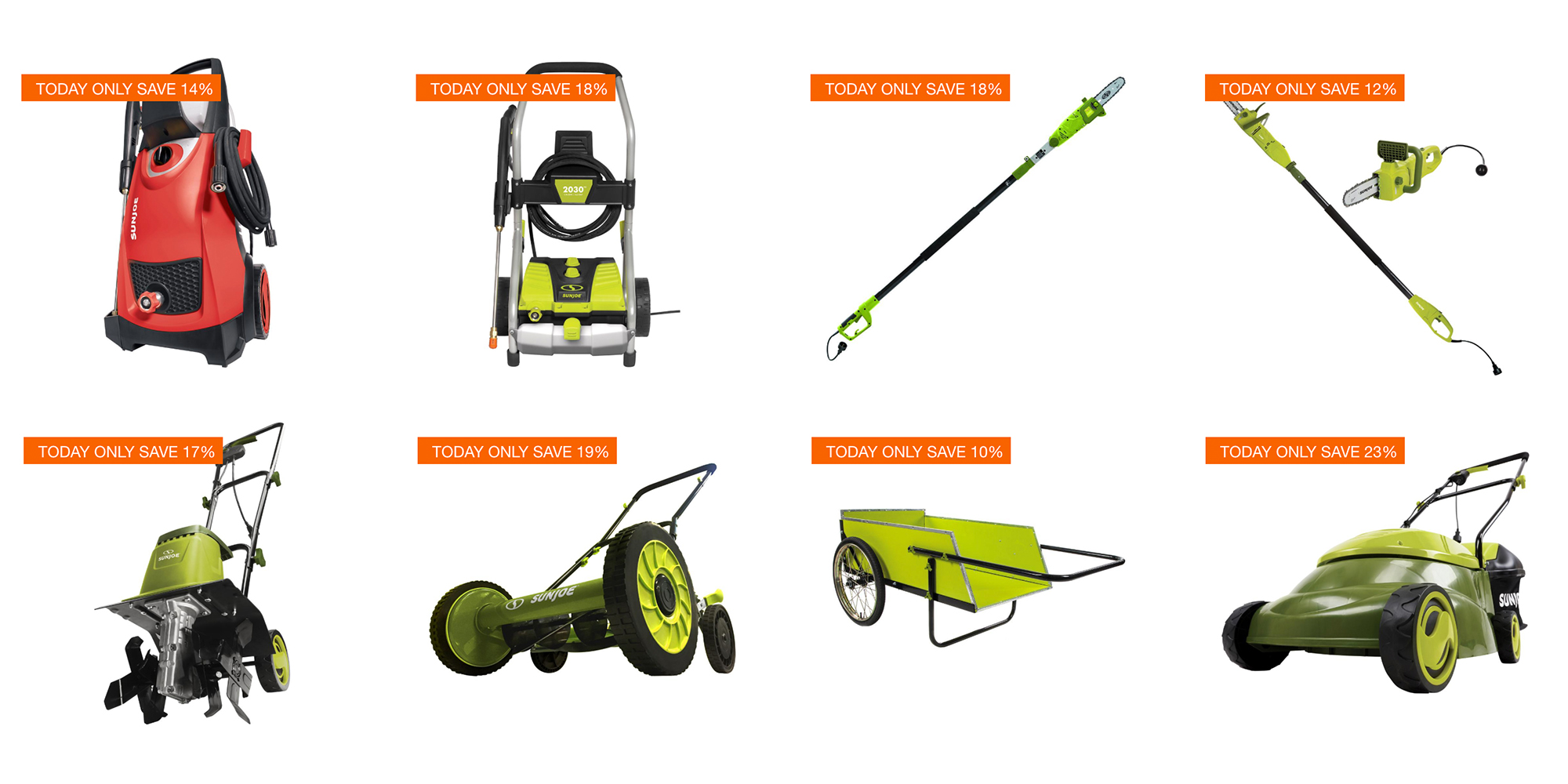 Home Depot's 1-day outdoor electric power tool sale highlights the best Earth Day deals