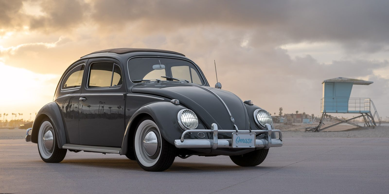 You Can Win This Tesla Ed Old School Vw Bug