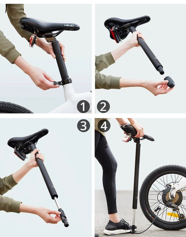 8eedcd1d76f After its $261 electric bike, Xiaomi is back with new 50 mile e-bike for  $375