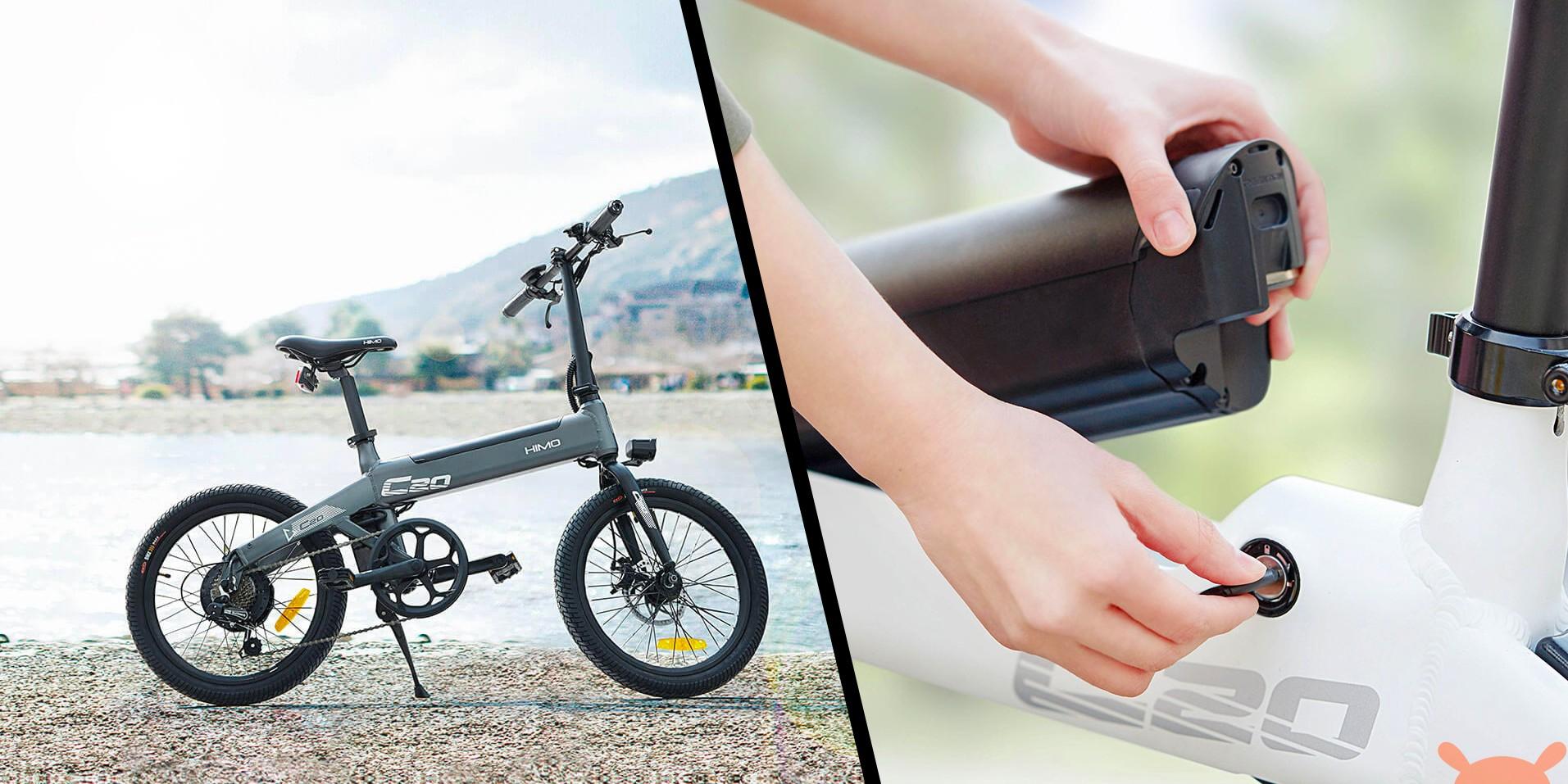 xiaomi himo c20 electric bicycle