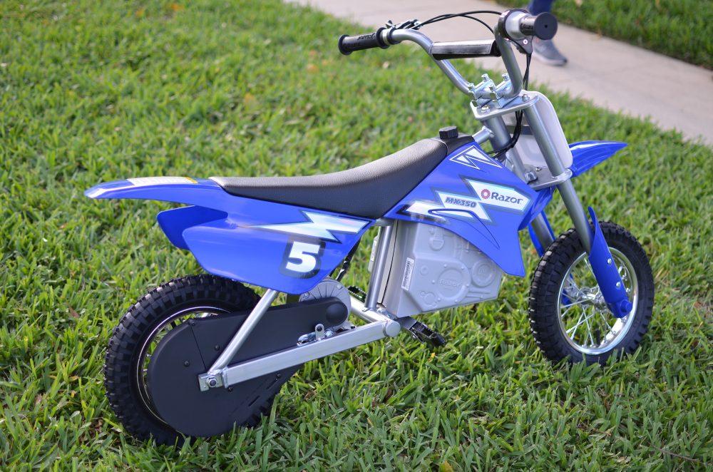 Review Razor Mx350 Electric Dirt Bike And Pocket Mod